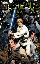 STAR WARS ISSUE 1 - MARVEL COMICS - RARE BAMPF LIMITED MIKE McKONE VARIANT!