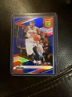2019-20 PANINI ELITE CARMELO ANTHONY BLUE STATUS PARALLEL # 16/99