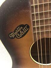 More details for martin coletti acoustic parlour guitar 1950 original
