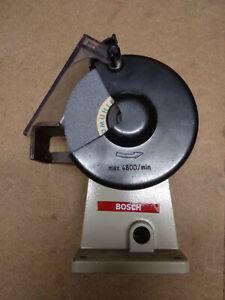 Bosch Schleifeinrichtung Schleifbock für Bohrmaschine, fast unbenutzt