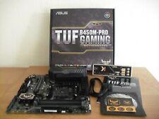 ASUS TUF B450M Pro Gaming (LGA AM4) incl.  Zubehör in OVP