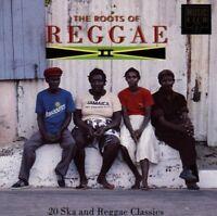 Reggae-Roots of 2 (1991)   CD   Dandy Livingstone, Ethiopians, Desmond Dekker...