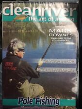 Cleanriver The Art Of Angling NEW & SEALED DVD Pole Fishing feat. Mark Downes