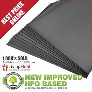 Under Tile Insulation Boards For All Electric And Water Floor Warmup Heating Kit