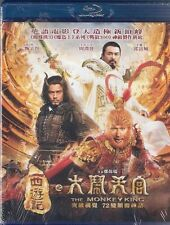 The Monkey King 2D Blu-ray Donnie Yen Chow Yun Fat Aaron Kwok Eng Sub