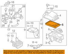 MAZDA OEM 07-12 CX-7 Engine-Air Filter Element AJ5713Z409U