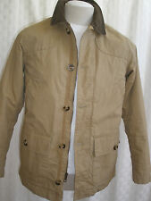 OLD NAVY KHAKI INSULATED JACKET MENS  SIZE S  VERY  NICE  WARM