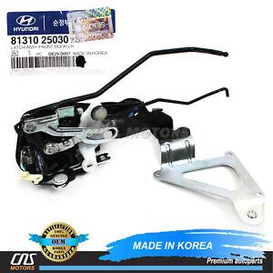 GENUINE Door Lock Latch FRONT LEFT Fits 00-05 Hyundai Accent 4DR 8131025030⭐⭐⭐⭐⭐