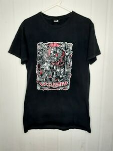 Vintage Velvet Couch Clothing Company Rollerblade Skate Shirt Size Mens L