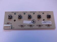 Zanussi Oven Hob Cooker Timer Button 3259805012 Control Panel #27E284