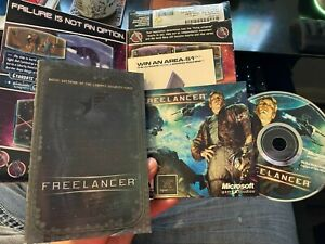 Freelancer (PC, 2003) - Rare Game - in Box with Inserts