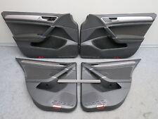 Türverkleidung Ambientelicht LED Set 4 Türer Stoff schwarz VW Golf 7 VII 5G
