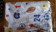 Pottery Barn Sports Sheets Pillowcases eBay