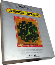 Vectrex - Armor..Attack - Cartridge - Vintage 1982 - Collectible New! MISB!!