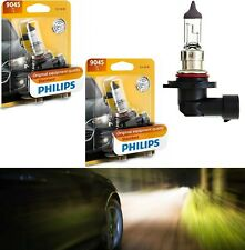 Philips Standard 9045 45W Two Bulbs Fog Light Replacement Stock Lamp Play Play