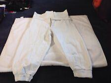 Men'S Blue Gauntlet Stretchy Fencing Pants