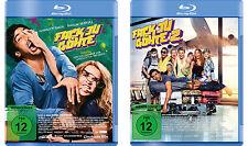 2 Blu-rays * FACK JU GÖHTE 1 + 2 IM SET Elyas M'Barek Fuck you Göthe # NEU OVP +