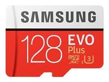 Micro SD Evo Plus 128gb Uhs-1 Grado 1 Adattatore Samsung Mb-mc128ga/eu