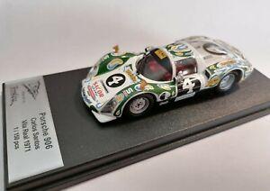 Porsche 906 - Carlos Santos - Vila Real '71 - 1:43 Troféu