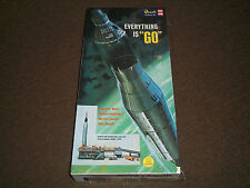 Revell 1/110 Scale Mercury Capsule and Atlas Booster - Factory Sealed