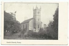 POSTCARDS-SCOTLAND-FINTRY-PTD. The Parish Church.