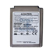 Pack of 5 Toshiba MK6006GAH 60GB HDD Replacement For iPod 4th Gen/Laptop