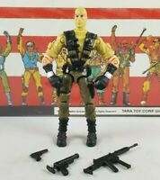 Original 2003 GI JOE BEACHHEAD V5 UNBROKEN figure ARAH COMPLETE Cobra 2 Pack