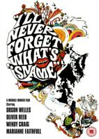 Nuovo Iæll Never Forget Whatsis Nome DVD (SBF518)
