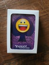 Vintage Yahoo Souvenirs Poker Playing Cards New Rare
