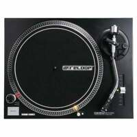 Reloop RP-2000 Mk2 Direct Drive DJ Turntable - Black