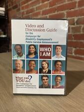 Discussion Guide for the Campaign for Disability Employment's Public Service DVD
