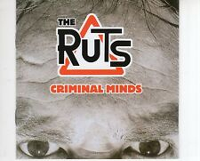 CD THE RUTScriminal minds2CD EX-PUNK (B2155)