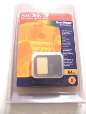 64MB SmartMedia Card ( 64 MB SM Card ) Neu