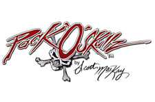 Artool Freehand Pack'O'Skullz Part 2 Airbrush Stencils Scott MacKay Set of Three
