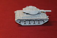 1/100 SCALE 3D PRINTED WW II U.S.ARMY M 24 CHAFFEE TANK