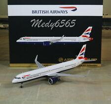Gemini Jets British Airways Airbus A321Sh neo 1/200