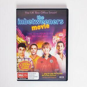 The Inbetweeners Movie DVD Region 4 AUS Free Postage - Teen Comedy