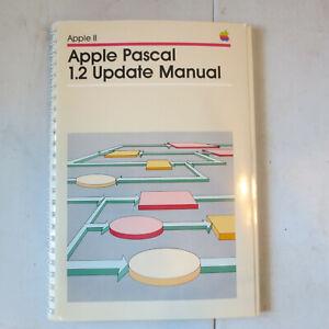 Apple II: Apple Pascal 1.2 Update Manual; 030-0602-A