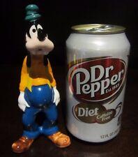 RARE Disney Goofy Mickey Mouse's Friend Ceramic Porcelain Figure Statue Display