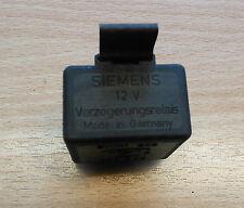 Opel Rekord E verzögerungsrelais Siemens 5WK1642 time delay relay