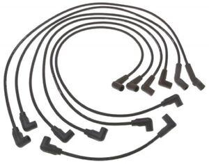 Ignition Spark Plug Wire Set for Chevy GMC Pontiac Replace OEM # 9166B 4.3L V6