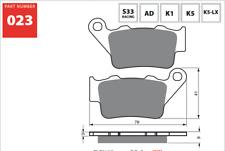Rear Sintered Brake Pads Fits BMW S1000RR 2010 2011 2012 2013 SF8