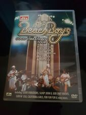 The Beach Boys: The Good Vibrations Tour  DVD good condition free post