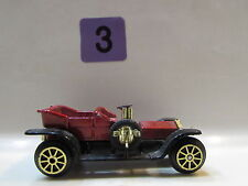 1906 NO. 302 ROLLS ROYCE SILVER GHOST MADE IN HONG KONG LOOSE