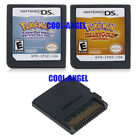 HeartGold Soulsilver Game Card For Nintendo NDS NSDI NDSL Lite NDSLL New Pokemon