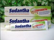 120gx2 Link Sudantha Herbal Toothpaste Total Oral Protection Homeopathic Natural