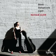 Dallapiccola / Bloch - Bloch, Ligeti And Dallapiccola: Suites For Solo Cello [Ne