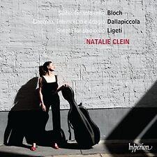 Dallapiccola / Bloch - Bloch, Ligeti And Dallapiccola: Suites For Solo Cello [Ne