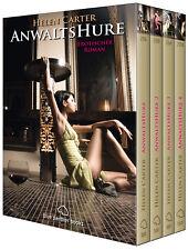Anwaltshure 1-4 | Erotik Paket Bundle | Alle vier Teile zusammen Helen Carter