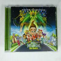 Jimmy Neutron Boy Genius Soundtrack CD Various Artists